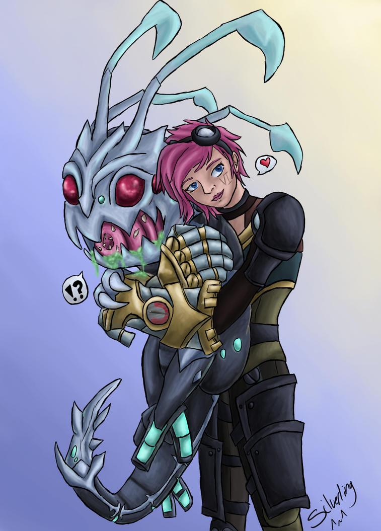 Hugs! by Ms-Silver