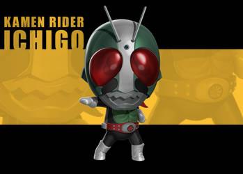 Cutie Rider Ichigo