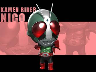 Cutie Rider Nigo