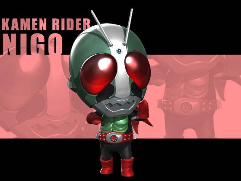 Cutie Rider Nigo by angryzenmaster