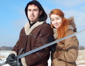 Sylwia i Damian - medieval 2