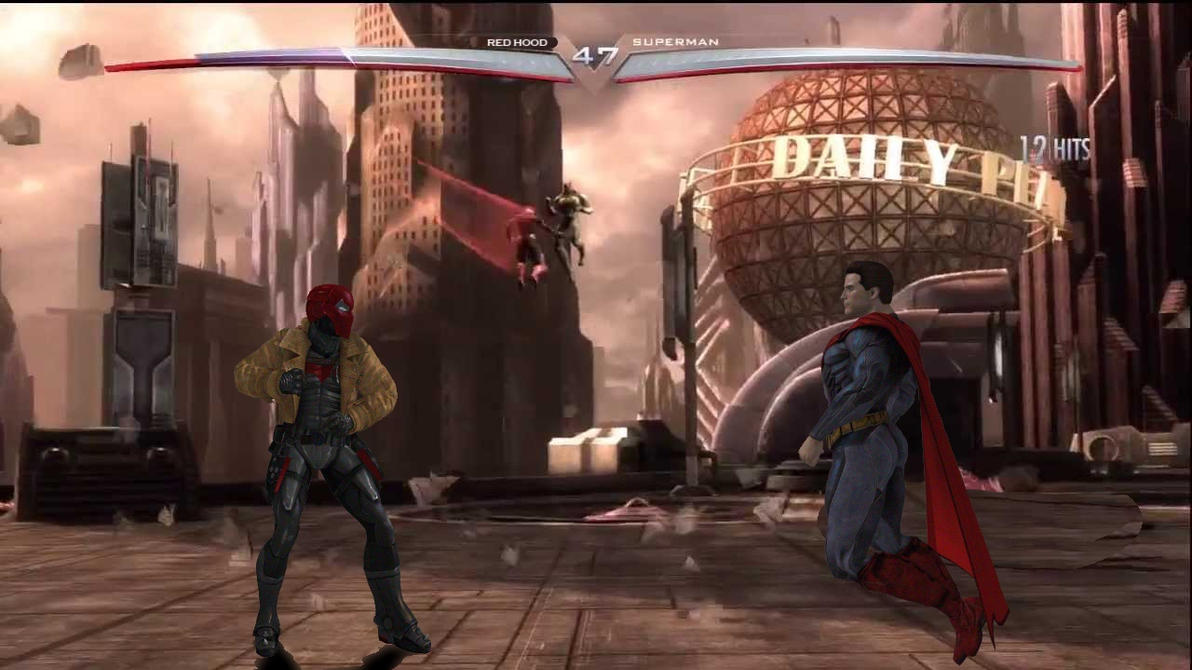 Petition for Red Hood in Injustice 2 NRS pls | Test Your Might