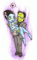 Frankenstein and The Bride