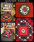 Spooky Quilt 1: Annabel Lee
