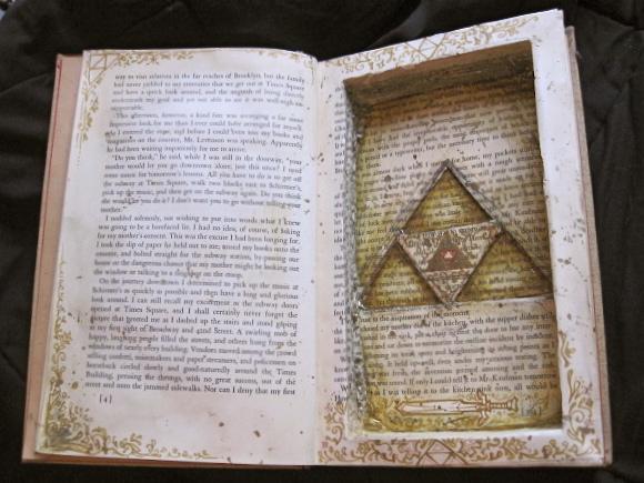 how to draw legend of zelda book