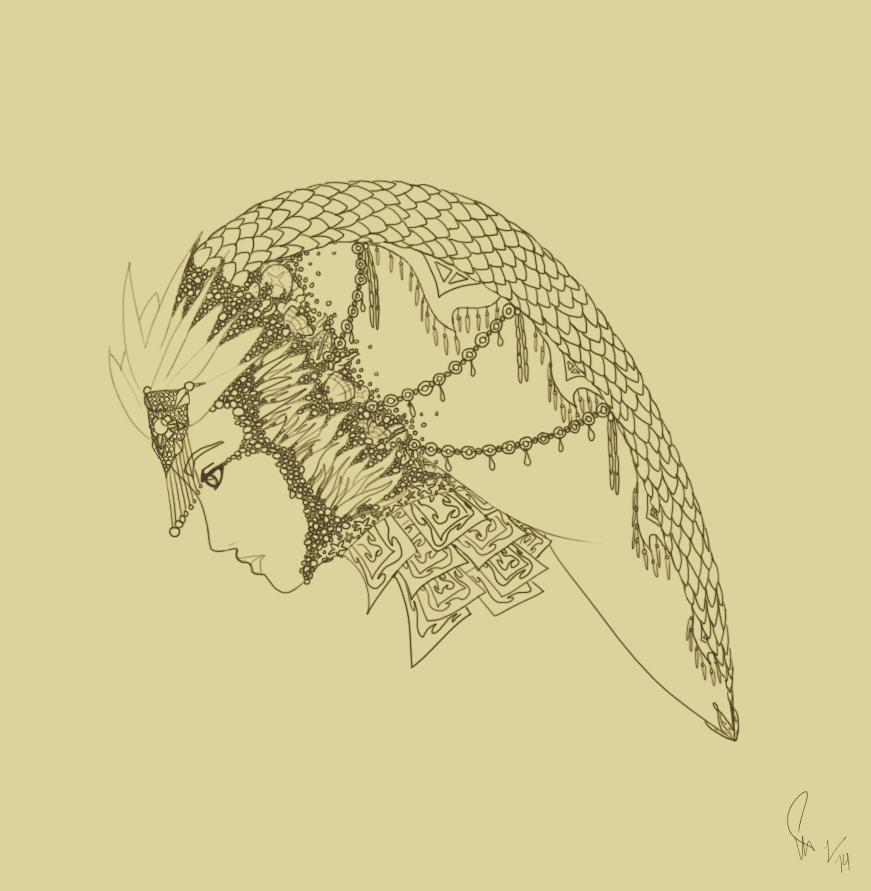 Link: Zora Armor by zaboo17