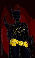 Batgirl Flash