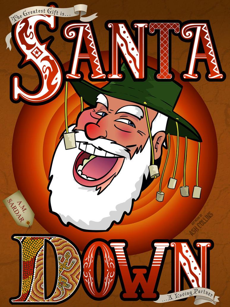 Santa Down by WesleyRiot
