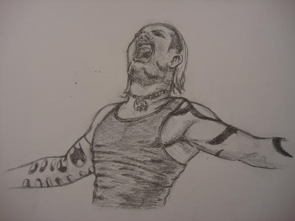 Jeff Hardy By Qwertyuiopas On Deviantart Jeff Hardy Color Drawing