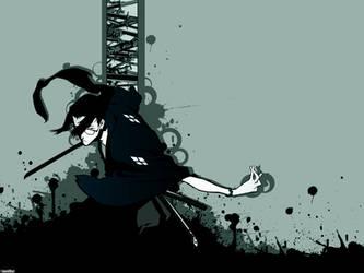 Samurai Champloo vector 2 by socketto
