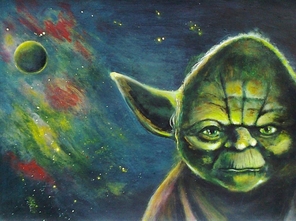 Master Yoda by TeleGabor