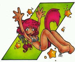 Catgirl-Zone Mascot