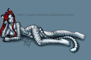 :. Tigerzes by catgirl-zone