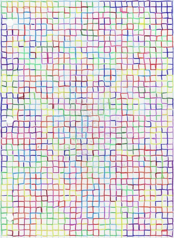 Colored Graph Paper