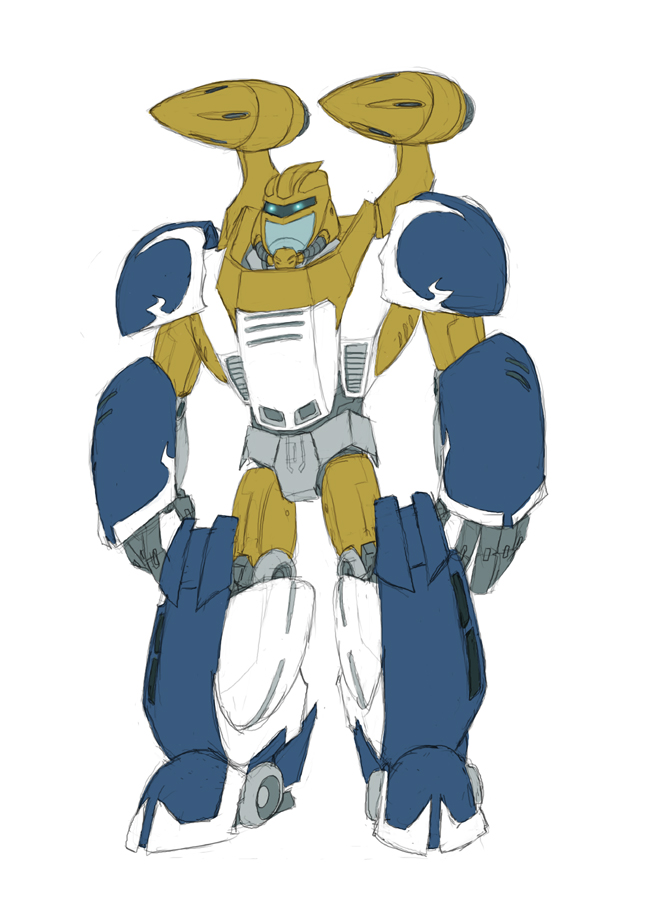 Seaspray Transformers Prime