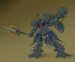 Grimmus Prime by Owl-Robot