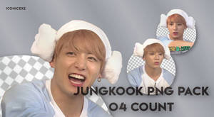 BTS RUN EP. 61 : JUNGKOOK PNG PACK