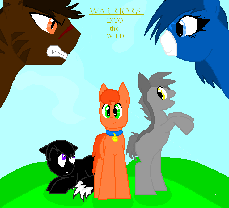 Book Trailer For Warriors Into The Wild: My Little Warriors : Into The Wild By SprinklesMLP On