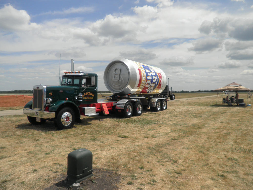 Beer truck by magnumsoldier
