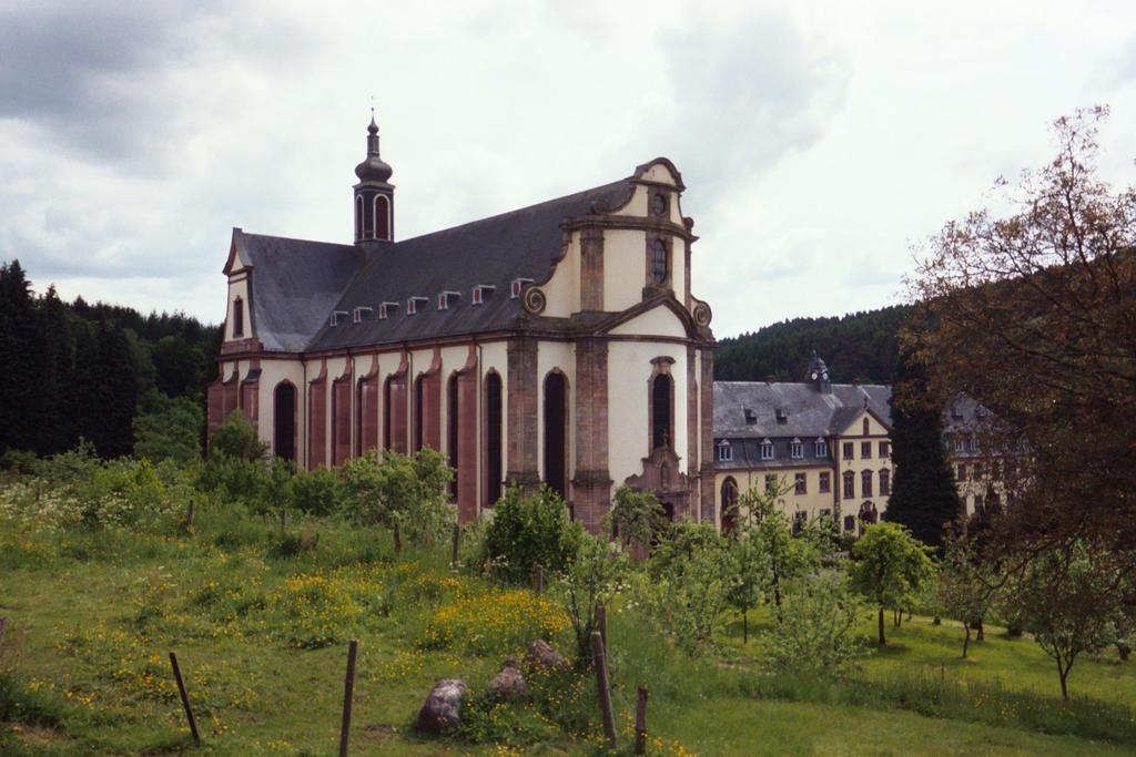 Himmerod Abbey 2 by magnumsoldier
