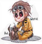 WALL.E and Hal