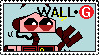 WALL.G fan stamp by PurpleRAGE9205