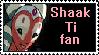 Shaak Ti fan stamp by PurpleRAGE9205