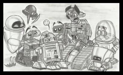 Robotic family?