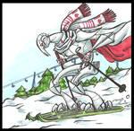 General Grievous: skiing