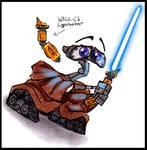 Jedi WALL.E