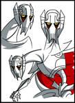 Clone Wars: Grievous Doodles
