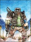 Chuck the Goliath/Vault Hunter