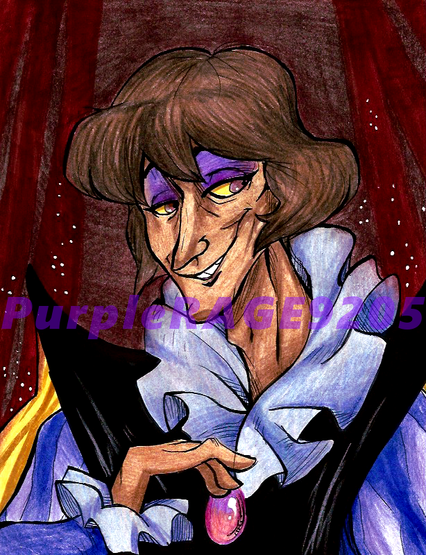 Revo ::GIFT:: by PurpleRAGE9205
