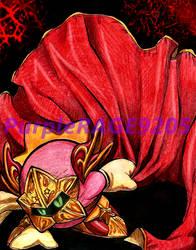 The Star Warrior by PurpleRAGE9205