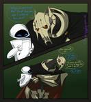 Eve's markings -Comic-