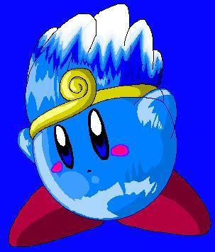 Water Kirby by PurpleRAGE9205 on DeviantArt