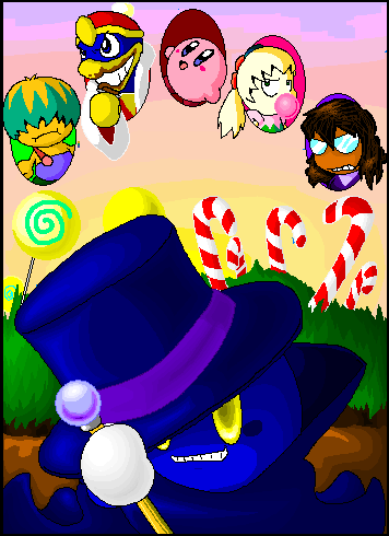 Kirby crossover by purplerage9205 on deviantart kirby crossover by purplerage9205 voltagebd Gallery