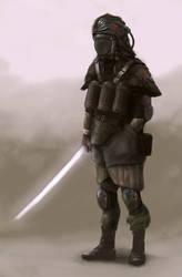 Rebel warlord by MajinMetz