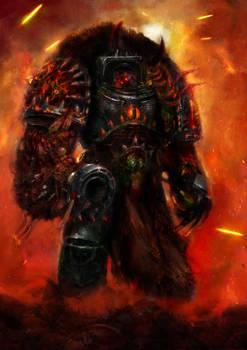 Warhammer 40k: Khorne's Bastard (revised)