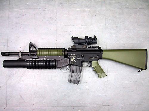 M16 w?M203 Gren...