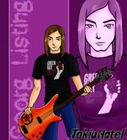 Tokio Hotel: Georg Listing by samtsukino