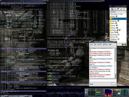 Linux on my vaio laptop