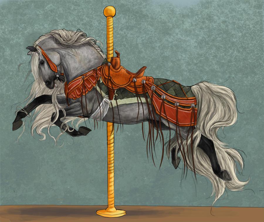 Carousel by Horseyperson