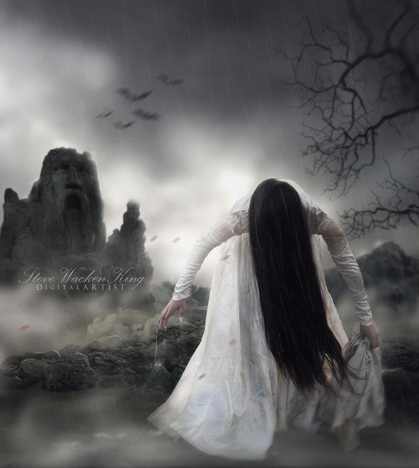 Creep  Samara by SteveWackenKing