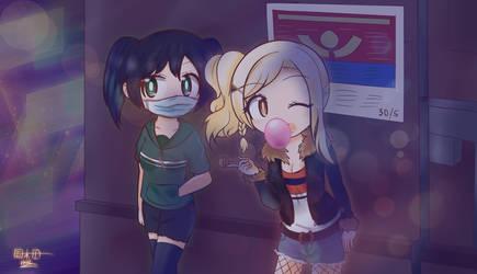 Yuu and Ai