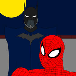 Team Up Arc: Spider and the Bat