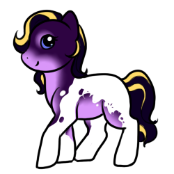 millemusen's Foal (#1143) by Princess-Ugly