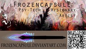 Art Business card 2