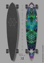 Active design Series 3: Indigo Warrior