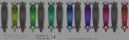 Custom deck series: Spirit Technology